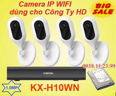 lắp camera quan sát wifi, lắp camera ip wifi,Camera IP WIFI dùng cho công ty HD , Camera IP WIFI , camera công ty hd , KX-H10WN , camera gia rẻ , camera ip wifi hd